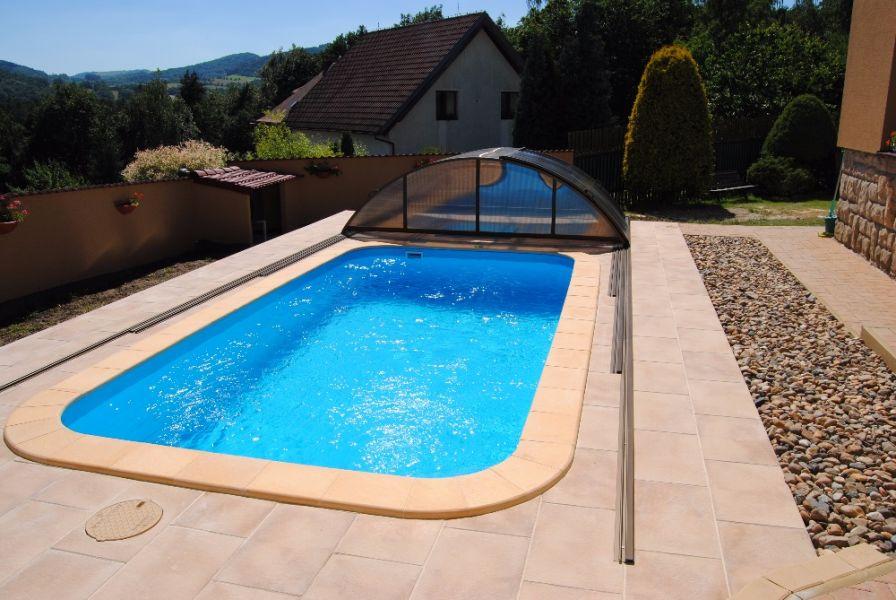 Plastové bazény recenze